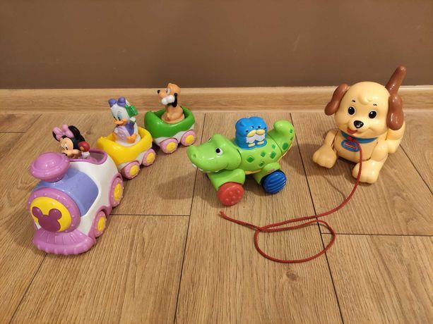 Zestaw 3 zabawek dla małego dziecka
