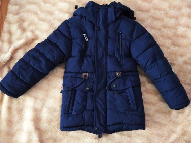 Зимняя куртка 116-125, зимова куртка, зимняя куртка, парка