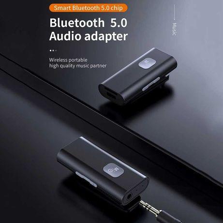 Baseus Siparnuo Bluetooth aux адаптер в машину автозвук автомагнитола