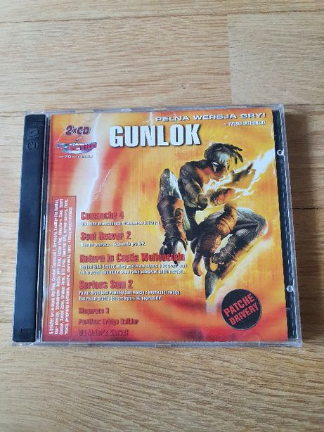 Gra Gunlok (nowa nieużywana)