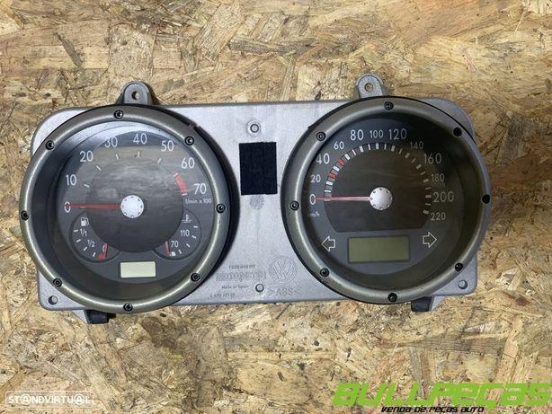 Quadrante Interior VW LUPO (6X1, 6E1) 1.4 16V | 09.98 - 07.05/VW LUPO (6X1, 6E1)...