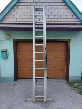 Аренда алюминиевой лестницы Craft(Германия).9.5 метров.60 грн/сутки.