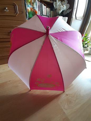 Różowa parasolka Disney księżniczki