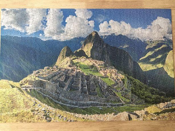 Puzzle Machi Picchu