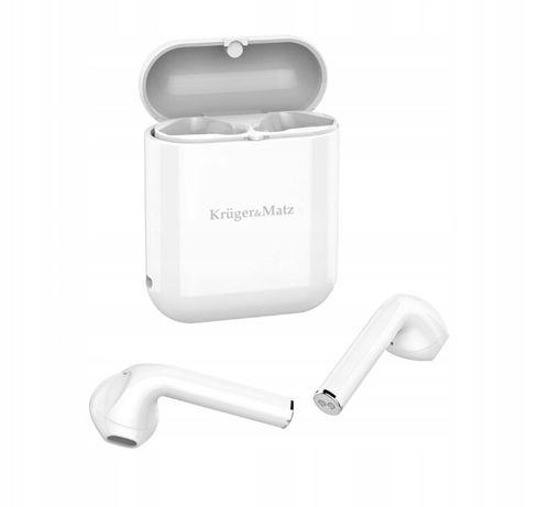 Kruger Matz M1 wireless słuchawki bezprzewodowe nieużywane