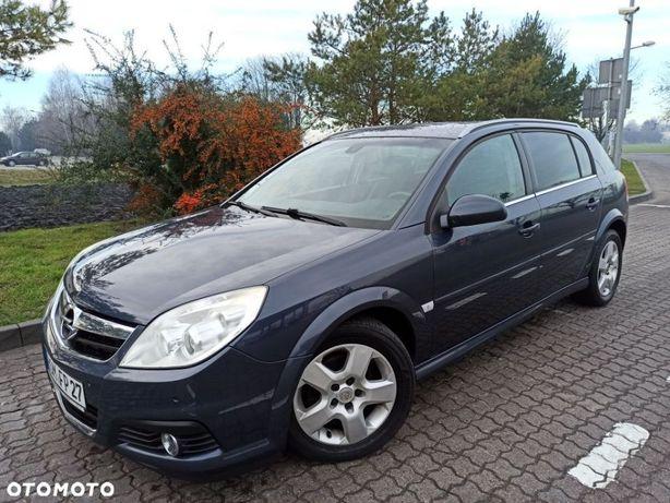 Opel Signum 1.8 140KM Z Niemiec Opłacony Skóra Klimatronic Czujniki Parkowania