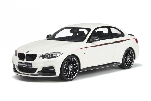 BMW M2 M235i M PERFORMANCE COUPE 2015 GT Spirit 1/18 (novo)