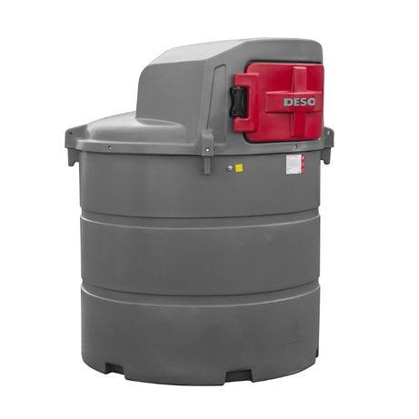 DESO 1340 litrów. Dwupłaszczowy zbiornik ON/DIESEL na raty/leasing
