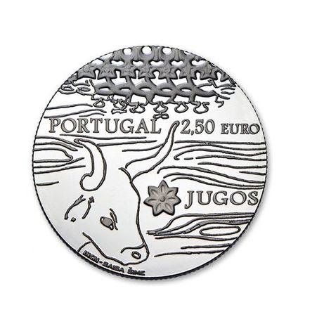 varias moedas 2,50€