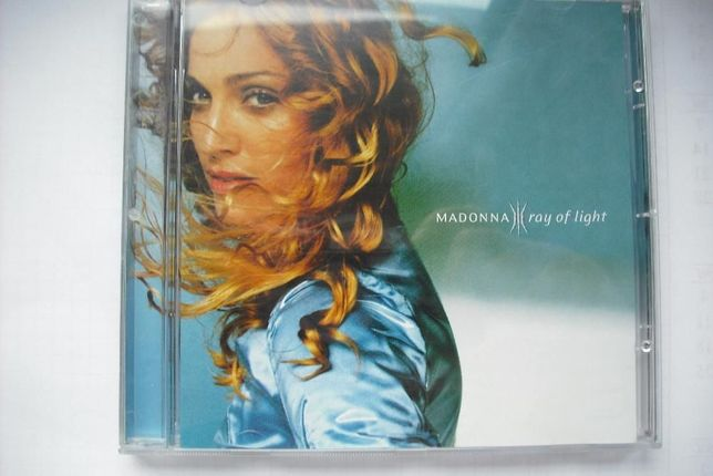 "MADONNA - ""Ray of Light"" – CD"