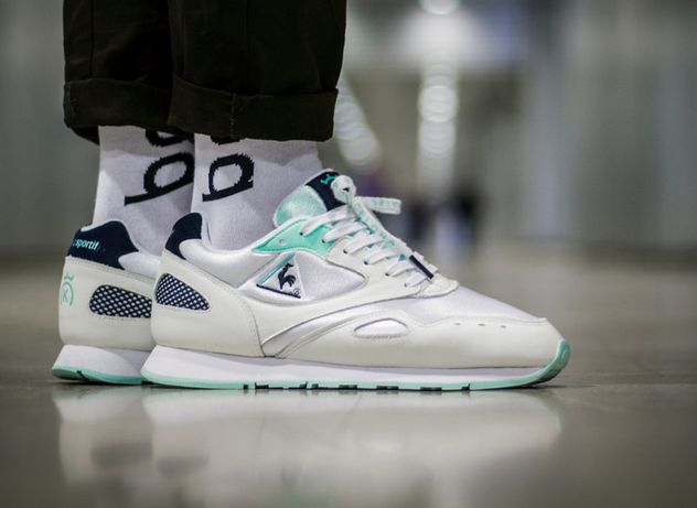 Le Coq Sportif X 24 Kilates x The Rooster Flash II 43