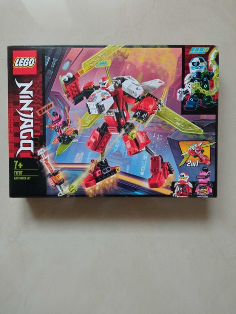 NOVO - LEGO Ninjago 71707