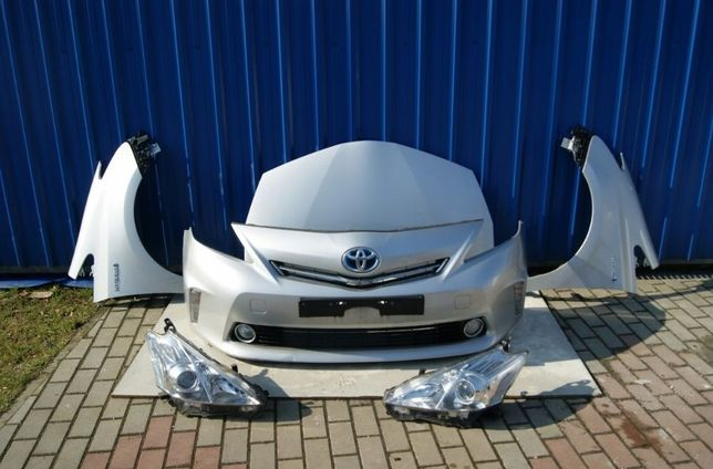 капот крыло дверь приус батарея зеркало фара Toyota Prius 30 III 3