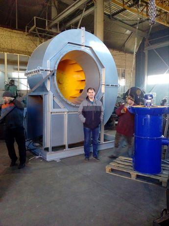 Продам креслення промислової вентиляції