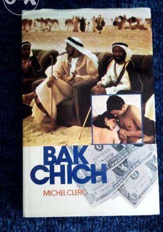 "Livro de Michel Clero, ""Bak Chich"""