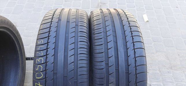 Резина літо 95% протектор Michelin 245/45 R20 Latitude Sport