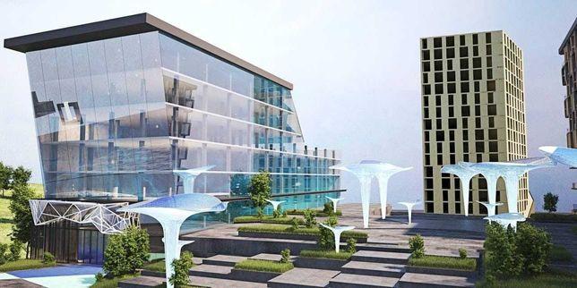 Красивая квартира в Новом комплексе в Центре города!Без комиссии