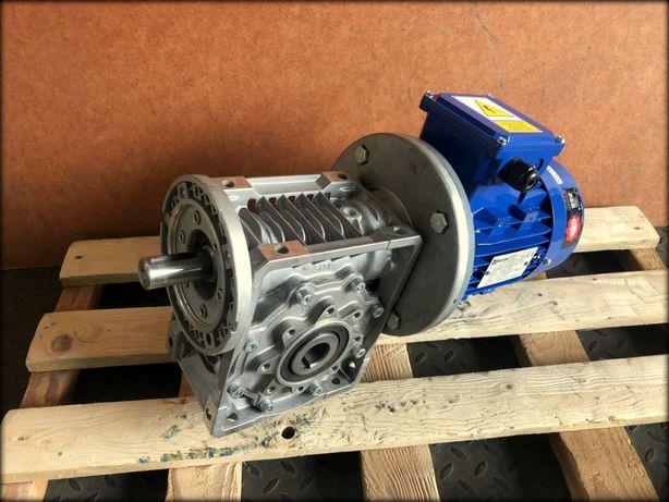 motoreduktor / przekładnia 1,1kW 17,5obr. 3fazowy