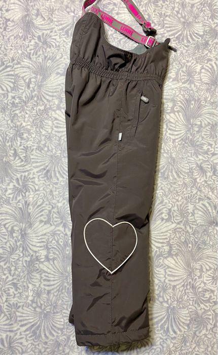 Lenne зимний полукомбенизон, штаны зимние, р. 116+6 Киев - изображение 1