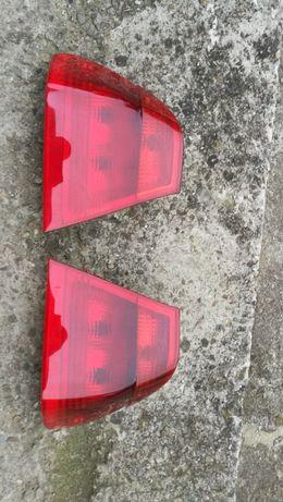 E46 sedan tylne lampy full red