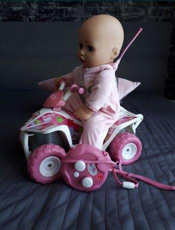 Quad baby born, baby annabell zdalnie sterowany na pilot