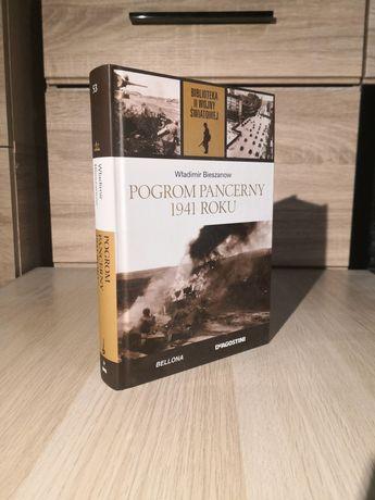 Władimir Bieszanow - pogrom pancerny 1941 roku biblioteka II wojny