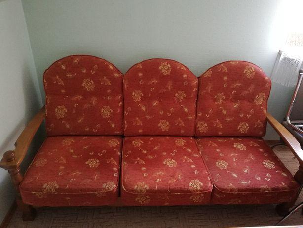 ława , sofa i fotele