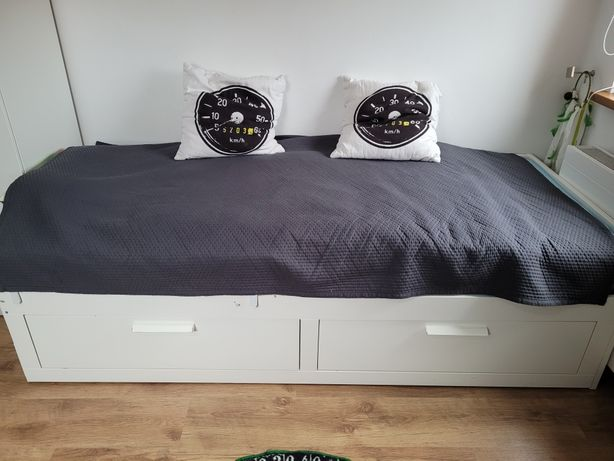 Łóżko ikea Brimnnes