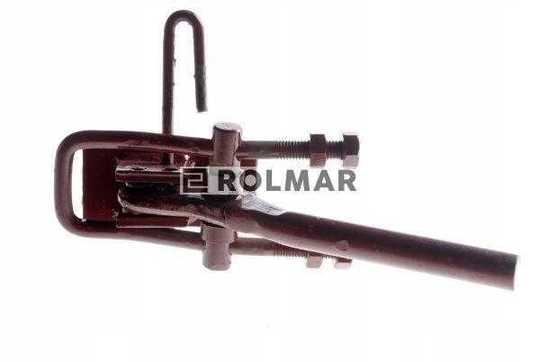 Spinacz burty lewy prawy  przyczepa D-35 D-47