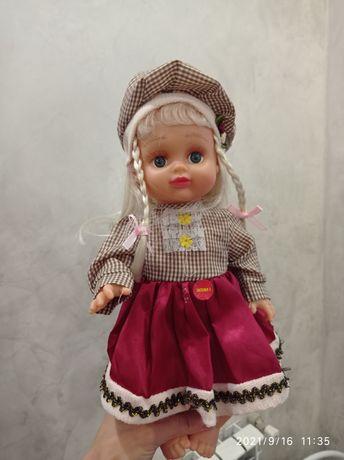 Інтерактивна іграшка лялька Оксана