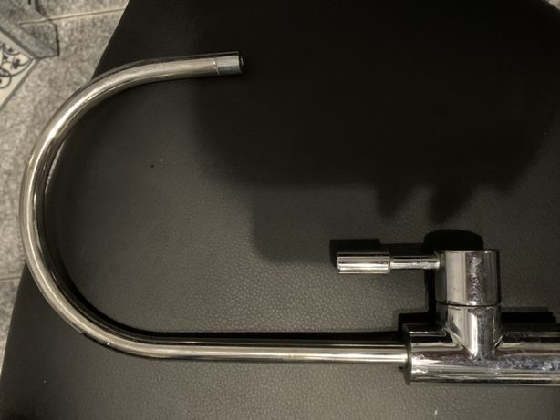 Кран на фильтр воды.
