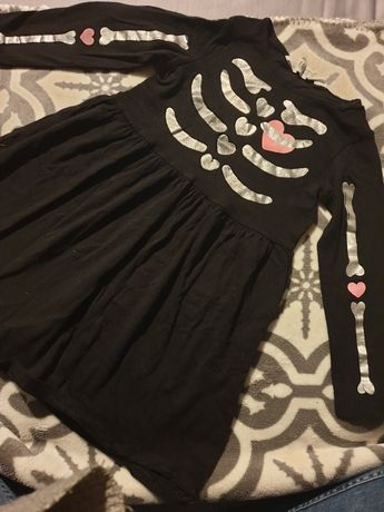 Sukienka szkielecik H&M stan bdb n 3-4 latka