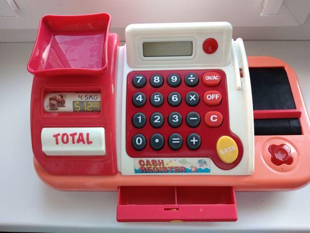 Kasa fiskalna sklepowa dla dzieci