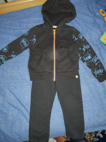 Спортивный костюм утепленный для мальчика на 3-4 года рост 98