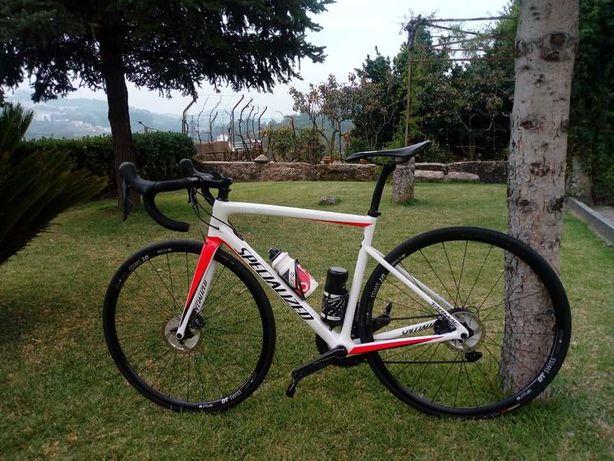 Bicicleta de estrada Specialized Tarmac SL6 disc comp - Tamanho 54 (M)