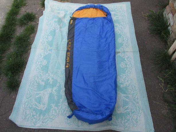 Спальный мешок подростковый
