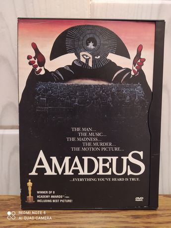 Film dvd Amadeusz -napisy PL Snapper