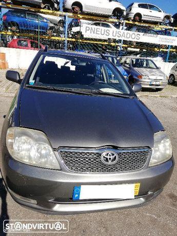 Peças Toyota Corolla VVT-i 2003 1.4 gasolina