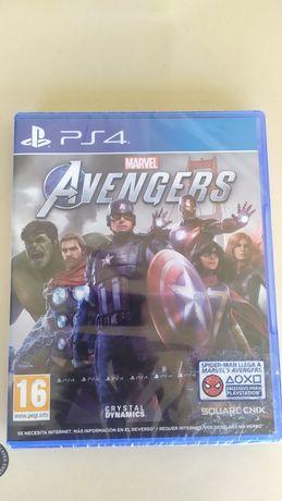 [PS4] Marvel's The Avengers NOVO
