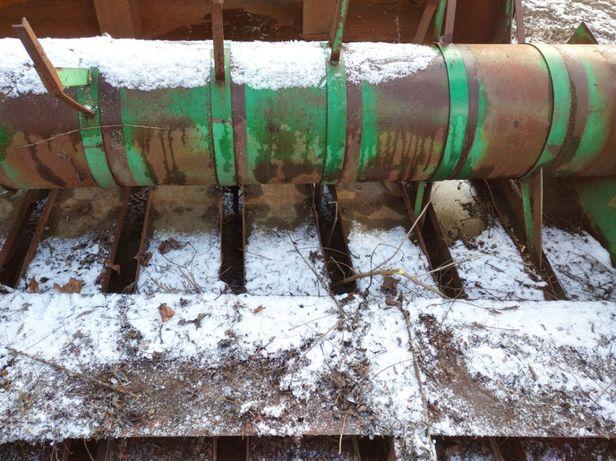 Приспособление для уборки подсолнечника Нива 4 метра