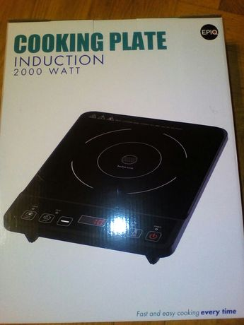 Kuchenka indukcyjna 2000 watt