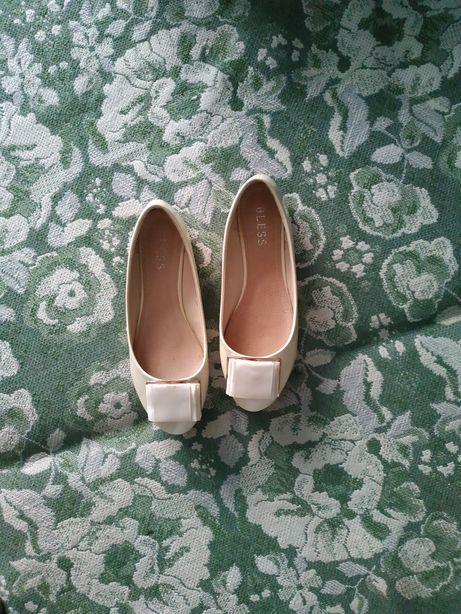 Летние туфельки балетки размер 37