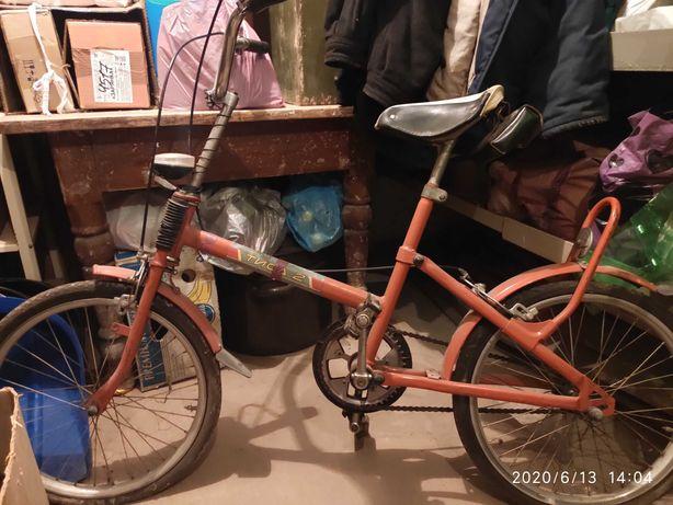 Велосипед Тиса 2