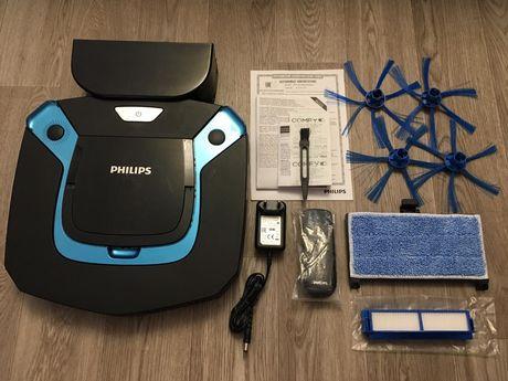 Пылесос робот Philips SmartPro Easy FC8794