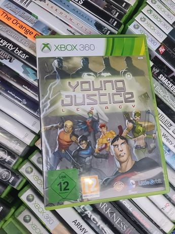 Young yustice Xbox 360 super stan
