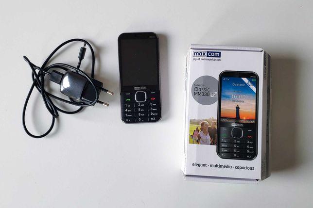 Telefon komórkowy Maxcom Classic MM330