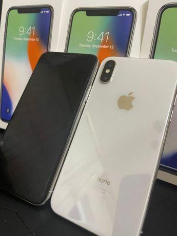 iPhone X 256gb Silver (последний, 1шт)