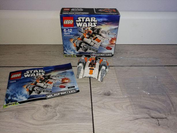Lego Star Wars 75074 Śmigacz śnieżny. OPIS.