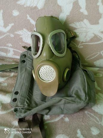 Maska  gazowa buldog nowa