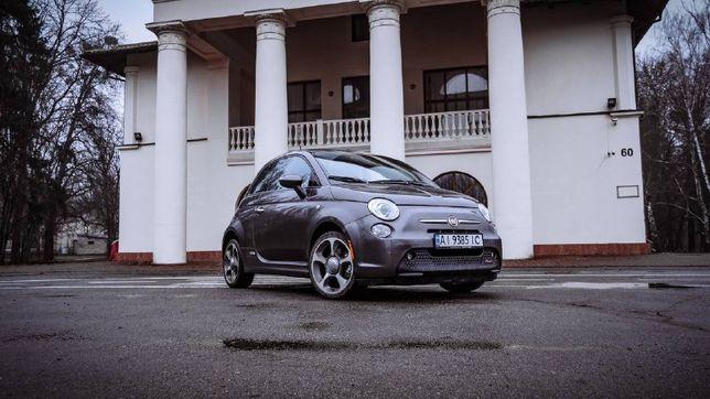 Продам Fiat 500e 2017